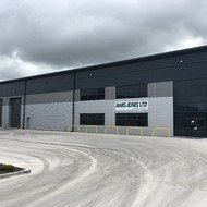 Mars-Jones Ltd Deeside depot